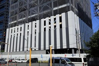 KDDI大阪第2ビル新築工事