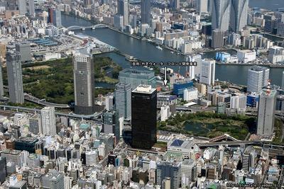 (仮称)竹芝ウォーターフロント開発事業の建設地