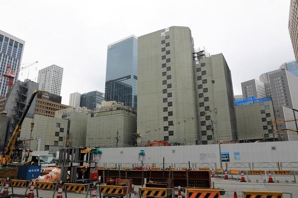 虎ノ門一・二丁目地区第一種市街地再開発事業 A-1街区
