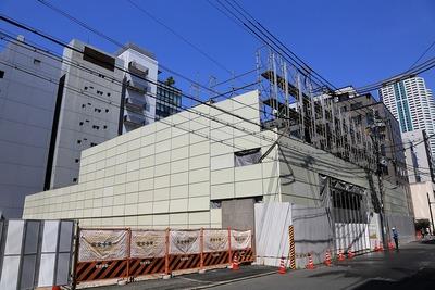 (仮称)中央区瓦町3丁目計画 新築工事