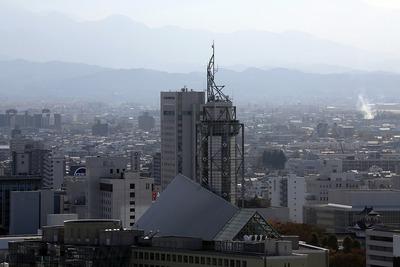 タワー111からの眺め