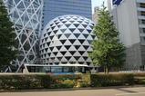 モード学園コクーンタワーの球体ホール