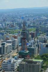 JRタワーからの眺め