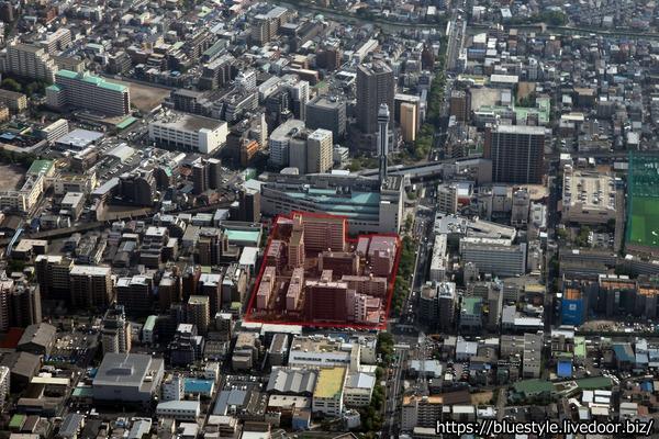 船堀四丁目地区市街地再開発