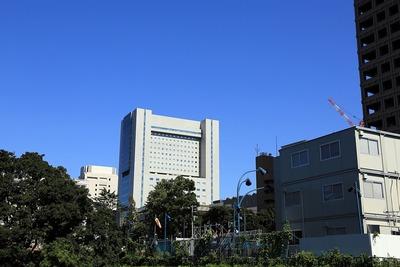 赤プリ解体 紀尾井町計画