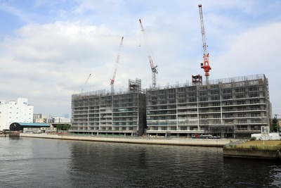 シティテラス品川イーストと(仮称)天王洲計画タワー棟 新築工事