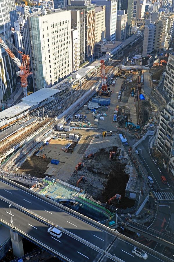 渋谷駅桜丘口地区第一種再開発事業