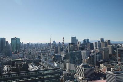 京橋エドグランかがの眺め