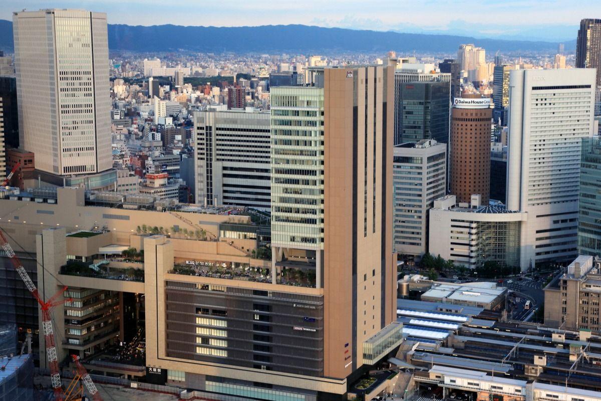 大阪ステーションシティ ノース...