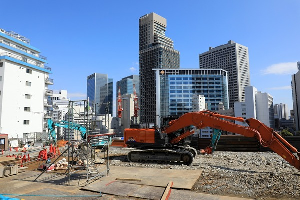 三田三・四丁目地区第一種市街地再開発事業 住宅棟-1