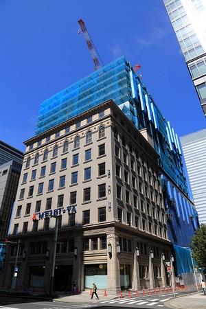 京橋二丁目西地区第一種市街地再開発事業