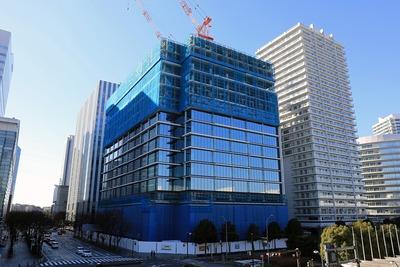 (仮称)MM21-32街区 オフィス計画