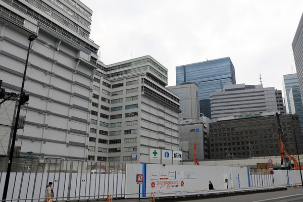 東京駅前常盤橋プロジェクト D棟