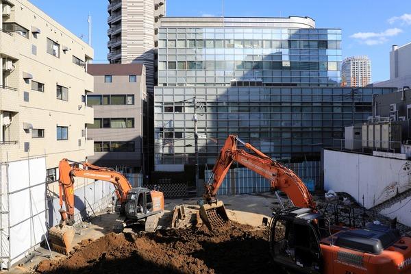 (仮称)神南一丁目プロジェクト新築工事