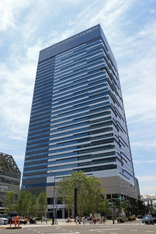 豊洲ベイサイドクロスタワー