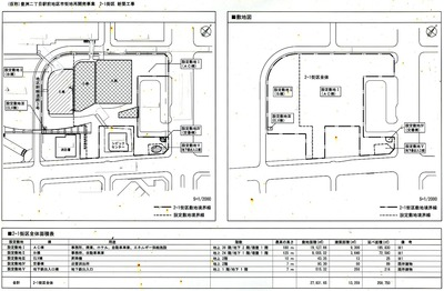 豊洲二丁目駅前地区第一種市街地再開発事業 建築計画のお知らせ