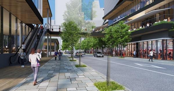 (仮称)八重洲一丁目北地区第一種市街地再開発事業