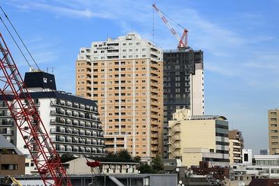 アクロス目黒タワーと(仮称)上大崎1丁目計画