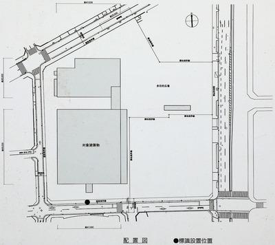 グランドメゾン新梅田タワー THE CLUB RESIDENCE 配置図