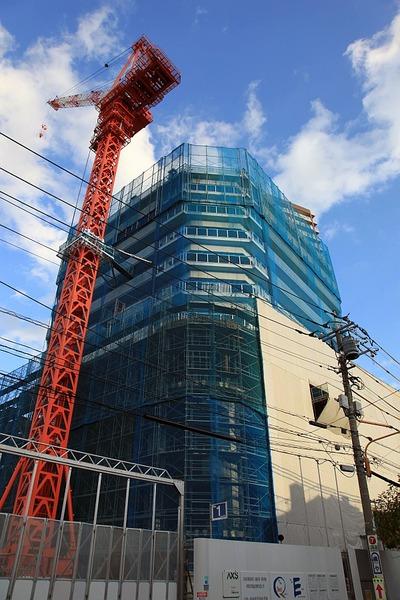 京成曳舟駅前東第二南地区第一種市街地再開発事業