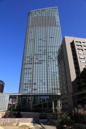 虎ノ門ヒルズ 森タワー