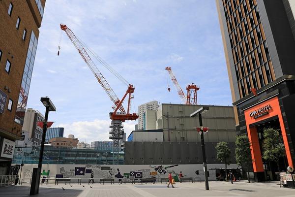 (仮称)歌舞伎町一丁目地区開発計画(新宿 TOKYU MILANO 再開発計画)