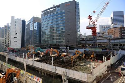 (仮称)渋谷駅南街区プロジェクト B-1棟