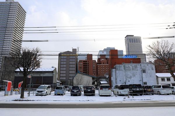 北8西1地区第一種市街地再開発事業