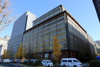 東京會舘ビル・東京商工会議所ビル・富士ビル
