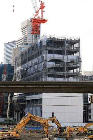 (仮称)TGMM芝浦プロジェクト(ホテル棟)