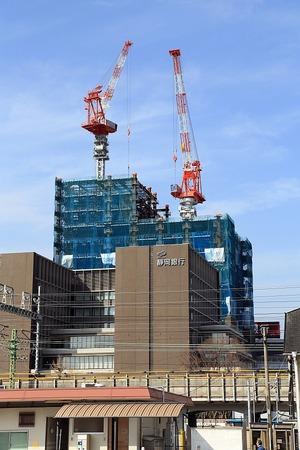 静岡銀行新本部棟(仮称)新築工事