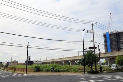 (仮称)柏の葉 163街区計画 新築工事