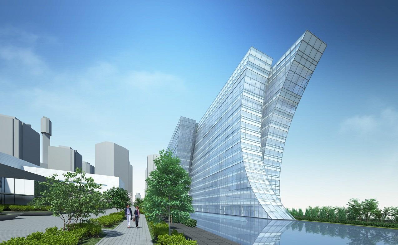 みなとみらい21中央地区20街区MICE施設整備事業 : 超高層 ...