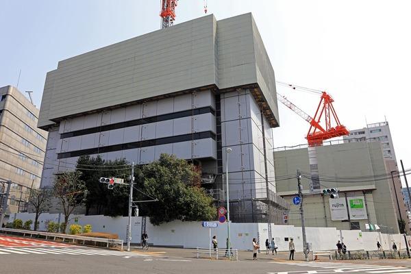 (仮称)渋谷区千駄ヶ谷四丁目計画