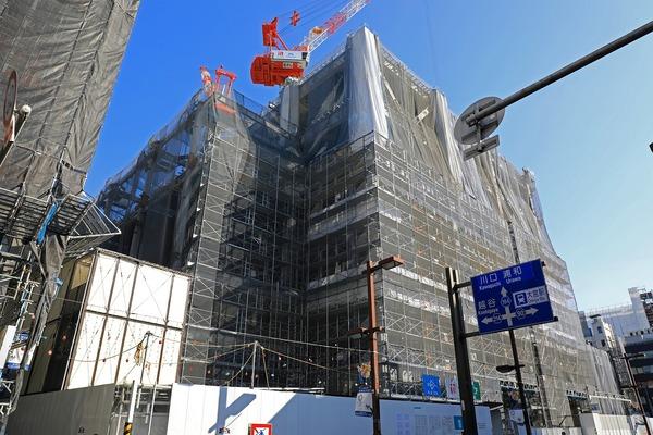 大宮駅東口大門町2丁目中地区市街地再開発事業