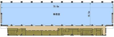 大宮桜木町一丁目計画(仮称) 平面図