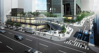 六本木三丁目東地区第一種市街地再開発事業北街区