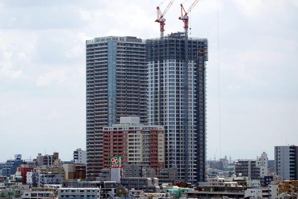 武蔵小山のタワーマンション
