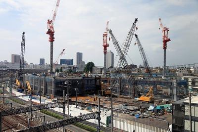 西品川一丁目地区第一種市街地再開発事業(A街区:業務棟)