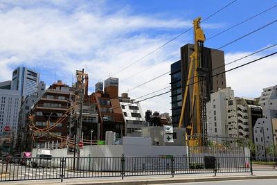 (仮称)新橋四丁目計画