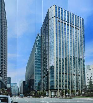 (仮称)日鐵日本橋ビル建替計画