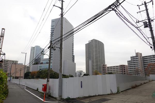 (仮称)西五反田3丁目プロジェクト B棟