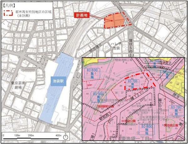 東池袋一丁目地区市街地再開発事業