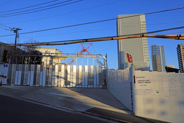 (仮称)西五反田3丁目プロジェクト C棟