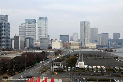 晴海五丁目西地区 2020東京五輪選手村 建設予定地