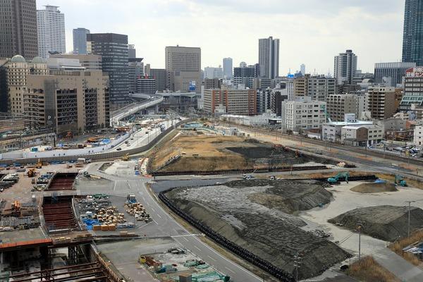 うめきた2期地区南街区開発事業