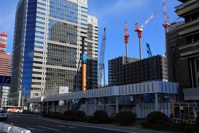 (仮称)三井住友銀行本店東館計画