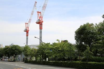 日本体育協会・日本オリンピック委員会新会館(仮称)