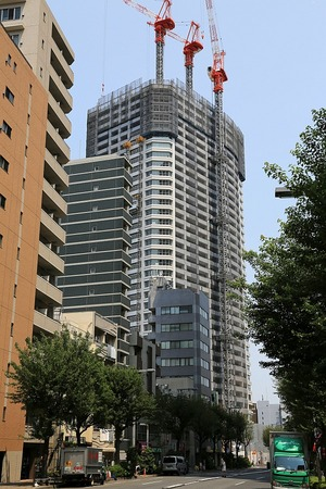 ザ・パークハウス 西新宿タワー60