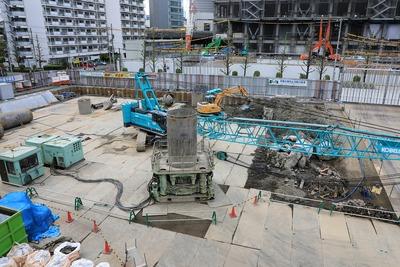 (仮称)竹芝地区開発計画 住宅棟